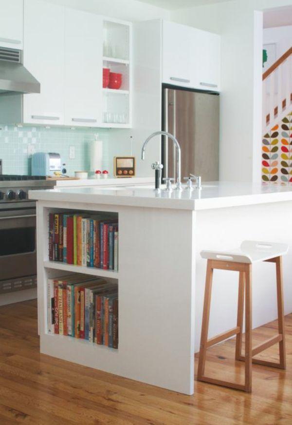 Kcheninsel mit Waschbecken und Theke  Kche  Pinterest