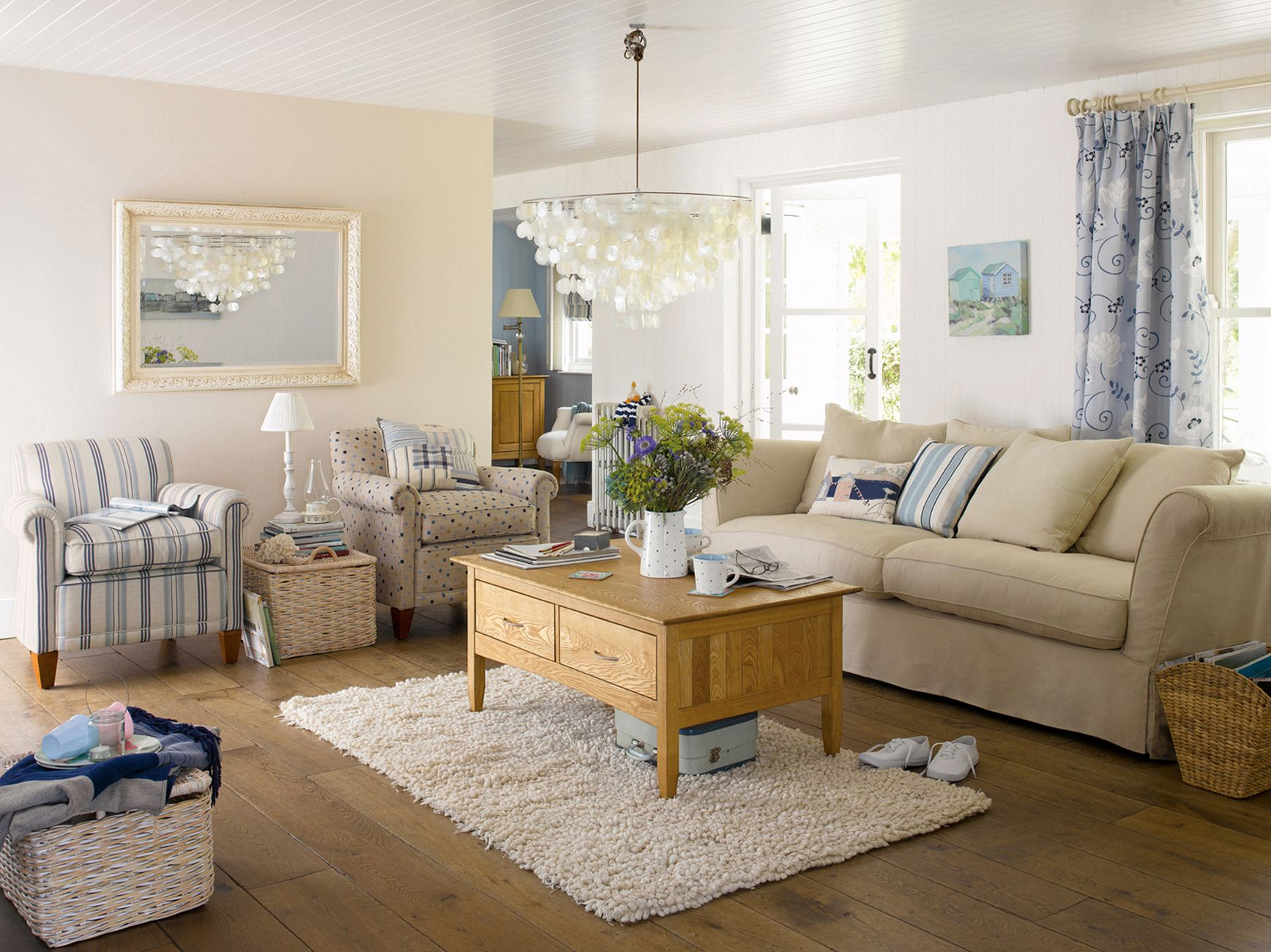 light blue and cream living room  Bing Images  Home