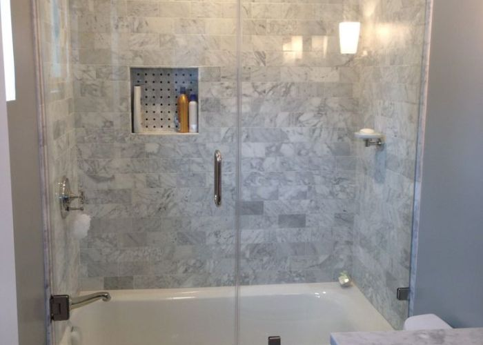 Master this door for shower opening out is right enchanting frameless glass small bathroom ideas simple also tub bathrooms google search