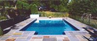 rectangular pool patio ideas | Home | Pinterest ...