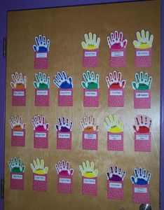 This is  fun way for kids to sign in school aluno on onclassroom decorpreschool classroompreschool attendance chartclassroom also birthday graph bulletin board display set teacher favorites rh pinterest