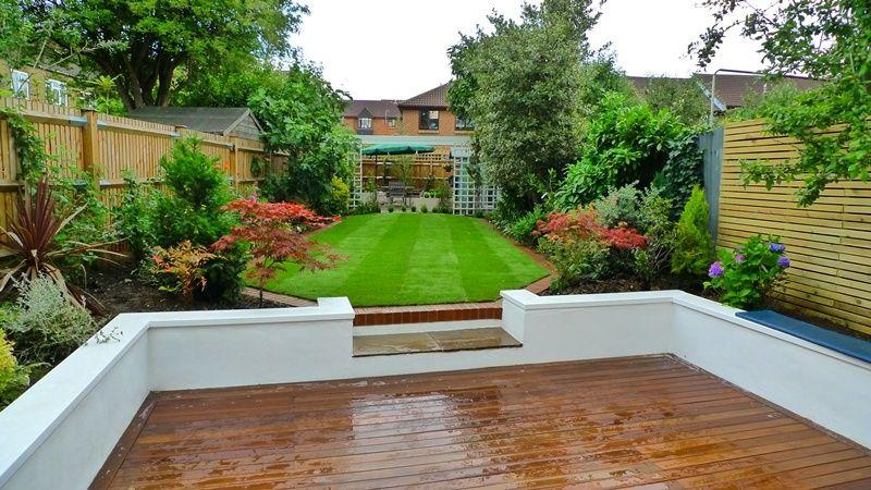 Designs For Small Gardens Garden Ideas Home And Garden Design