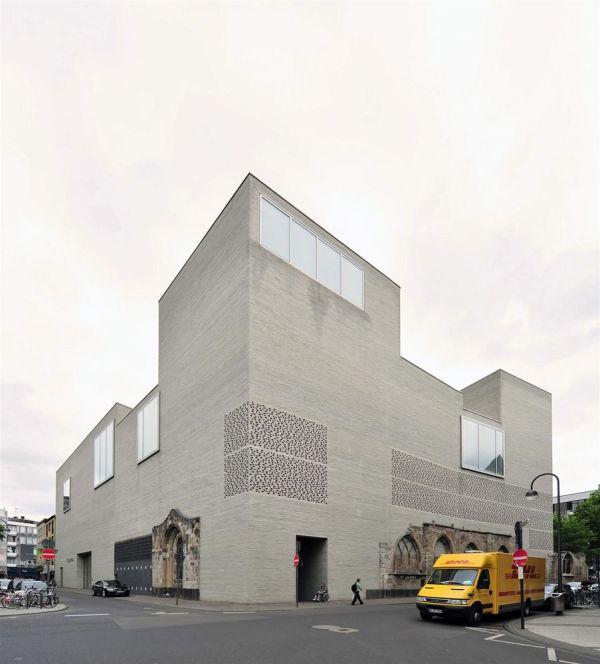 Architecture Peter Zumthor Museum