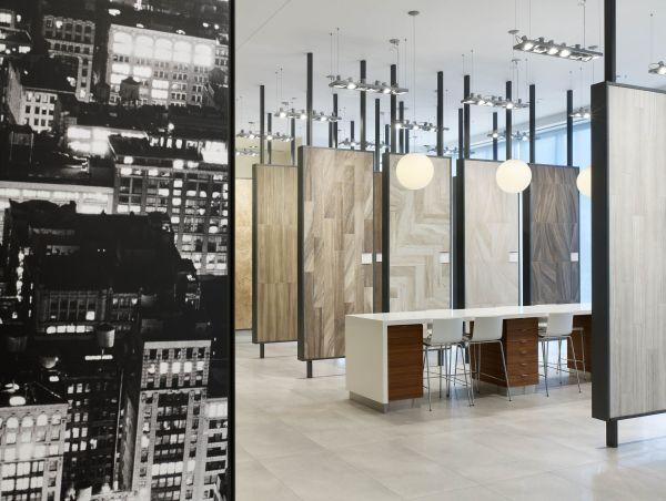 Tile Showroom Display Designs