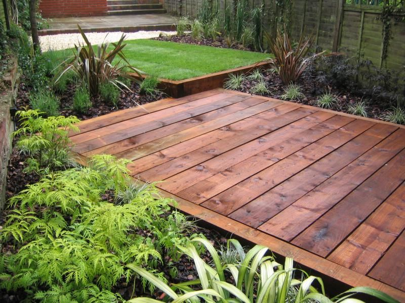 Railway Sleeper Picture 1 Home Garden Pinterest Gardens
