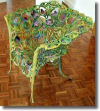 RECYCLED ART JUNK ART WASTE ART - METAL SCULPTURES SCRAP ...