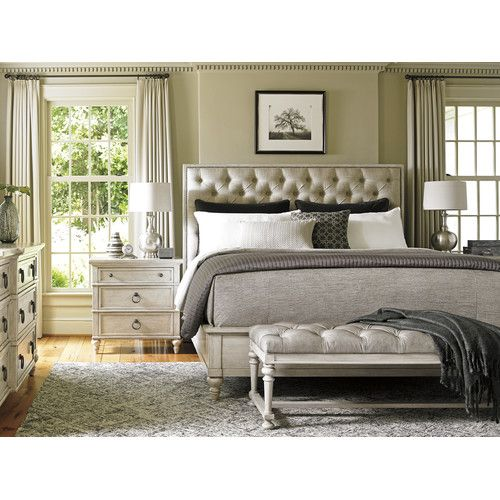 found it at wayfair - oyster bay upholstery customizable bedroom