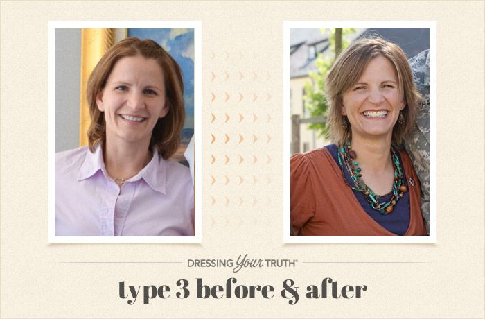 Dressing Your Truth Makeover From Germany! The Carol Blog Type