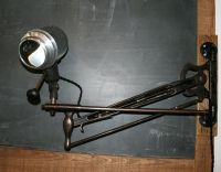 Vintage Industrial Articulating Wall Lamp Steampunk ...