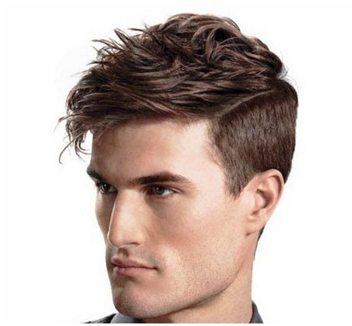 Mens Hairstyles Long To Short Mens Short Hairstyles Hipster