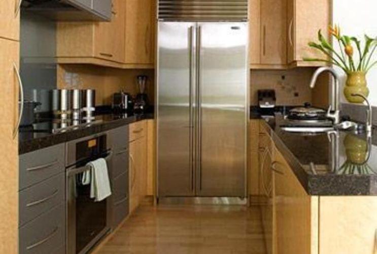 Corridor Kitchen Design Best Decorating Ideas