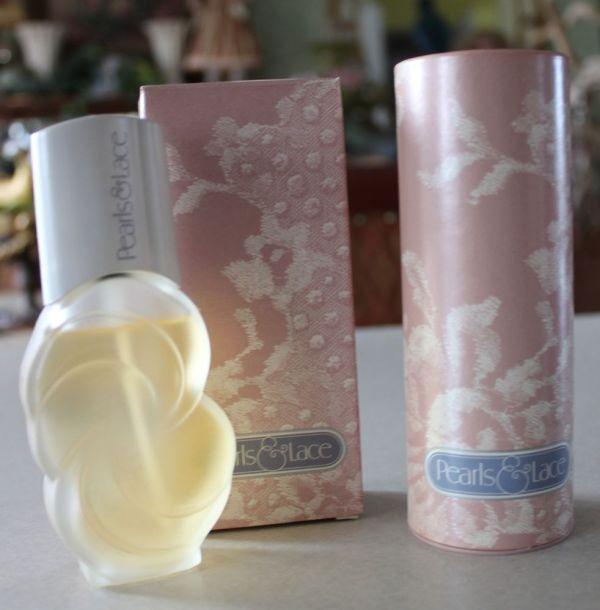 Discontinued Avon Pearls And Lace Cologne Spray