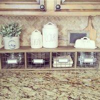 38 Dreamiest Farmhouse Kitchen Decor and Design Ideas to ...