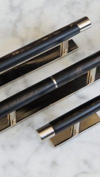horn handles | Bosco London | DETAIL-Door Handle ...