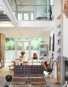 Gallery of retreat house john desalvo design also church jett residence by plafond pinterest rh za
