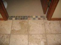 Bedroom threshold (kitchen tile to carpet | THRESHOLDS ...
