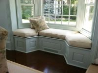 Country Window Seat Cushion | Window seat cushions, Seat ...