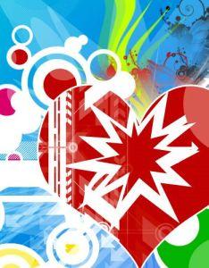 Karachicorner abstract wallpapers also  hearts rh pinterest