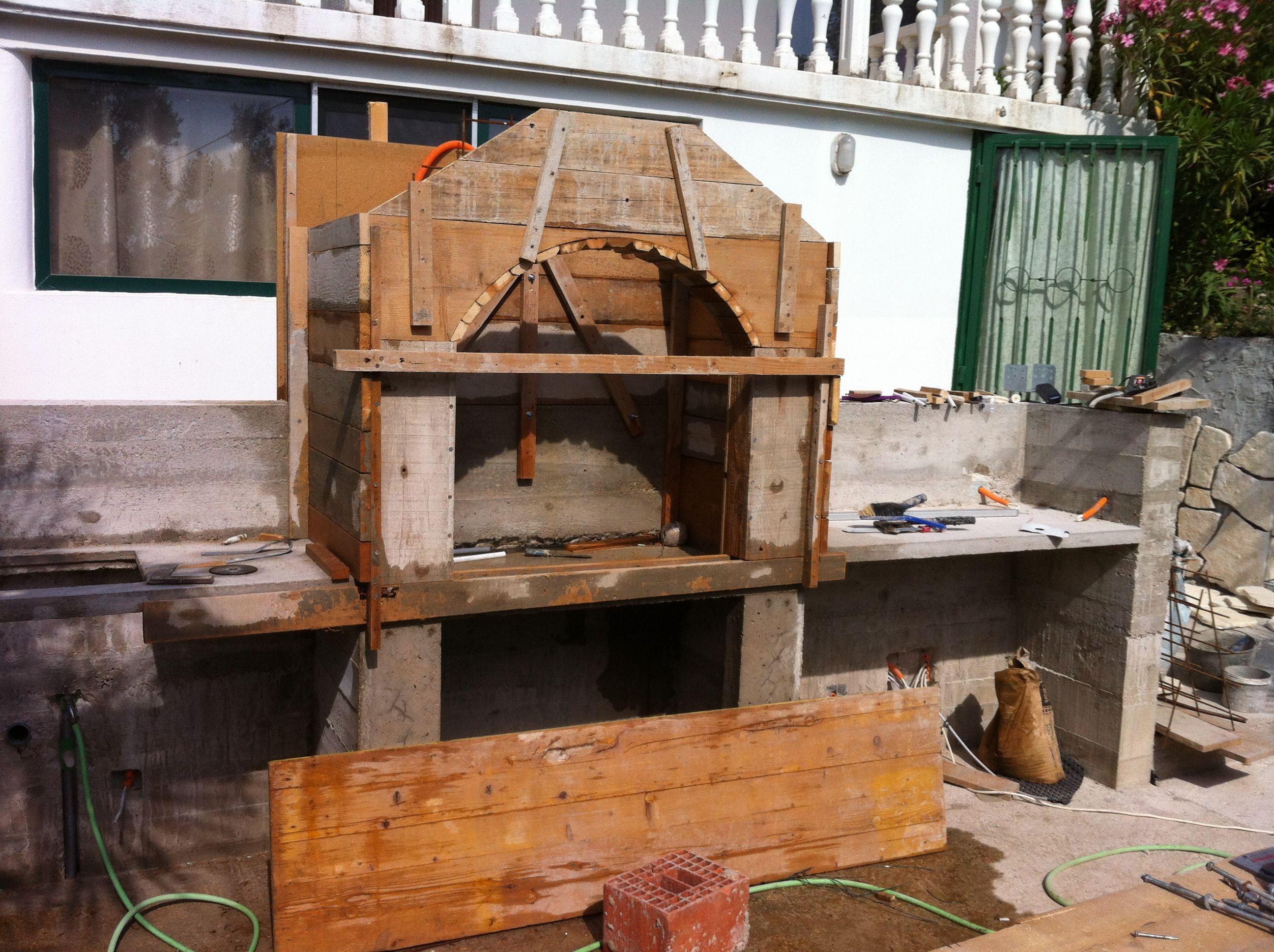 Außenküche Selber Bauen Mit überdachung : Außenküche mit überdachung outdoor küche summit grillforum