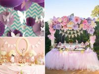 April Showers: Girl Baby Shower Themes for Spring