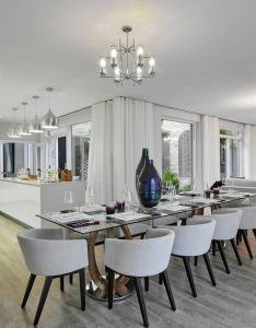 First impressions count at cambridge show home also castle hill house rh pinterest