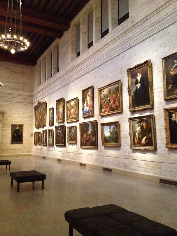 Museum Of Fine Arts Mfa - Boston. Today