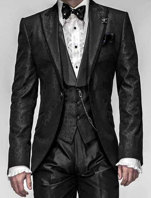 Men's Gothic Wedding Suits  Google Search  Wedding Suit