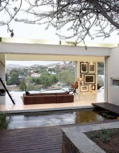 Photos via design hunter love the indoor outdoor open living space of this gorgeous home in namibia also pin by tom de laet on architecture pinterest rh