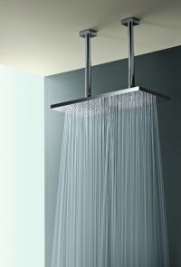 Best 25+ Ceiling mounted shower head ideas on Pinterest ...