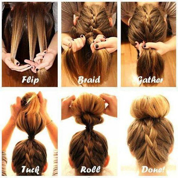 Different Hairstyles Braids #hair #hairstyle #beauty Hairstyle