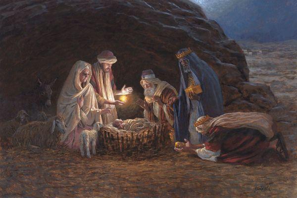 Jon McNaughton Christmas Paintings