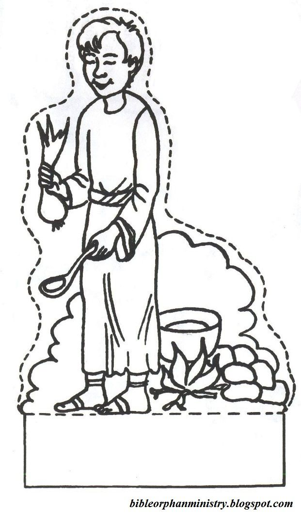 Bible Orphan Ministry: A template for Jacob and Esau