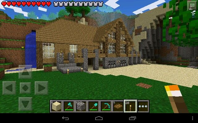 An Advanced But Not Quite Advanced Survival Home Minecraft