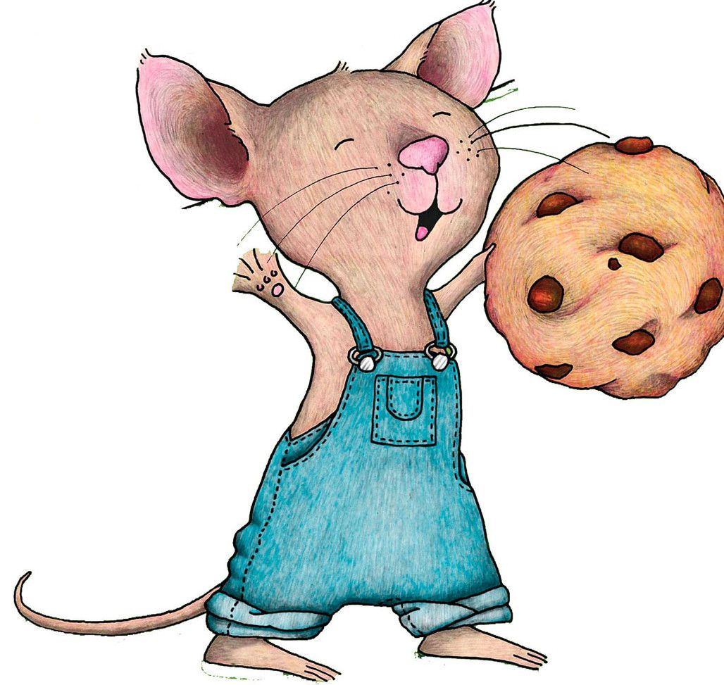 If You Give A Mouse A Cookie Holding