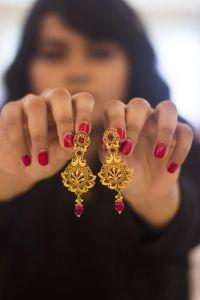 Tanishq, gold, bridal, indianwear | Giasaysthat ...