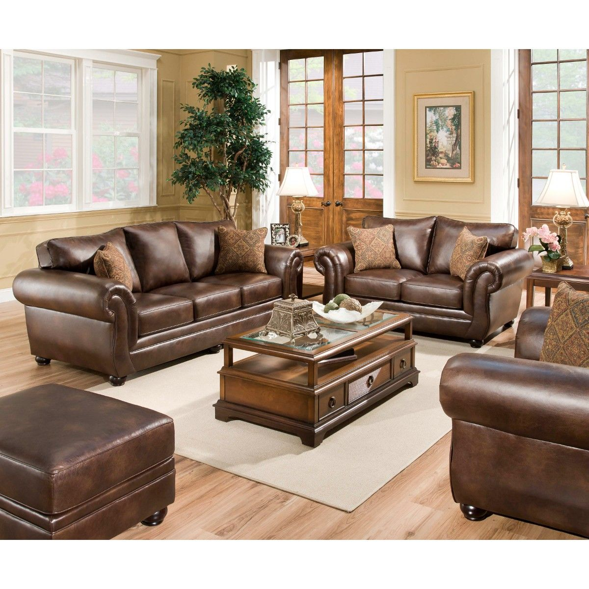 living room leather sofas home theater seating sofa united miracle 4280mirsofa conn 39s