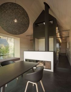 Longhouses by format elf architekten also elves interiors and architecture rh pinterest