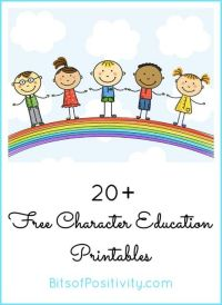 All Worksheets  Character Counts Worksheets - Printable ...