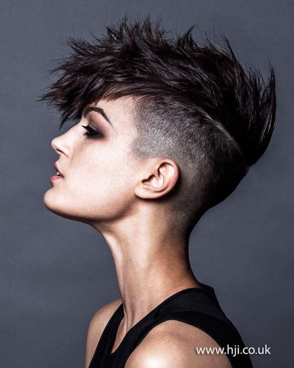 Hairstyles That Men Find Irresistible  Undercut Black and Short hair