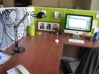 Is your office cubicle boring?