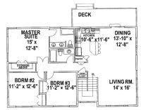 1970s Tri-Level House Plans ...