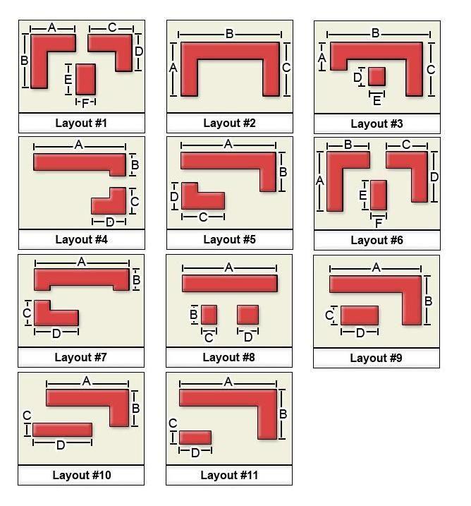 Kitchen Layout Planning Tool