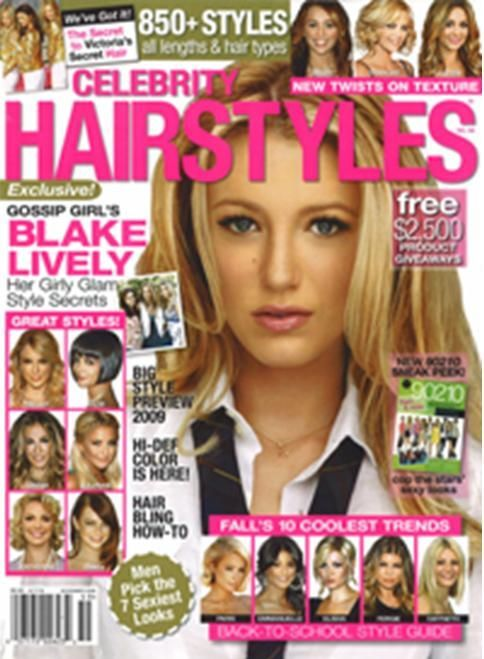 Hairstyle Magazines – Celebrity Hairstyles To Be Popular And