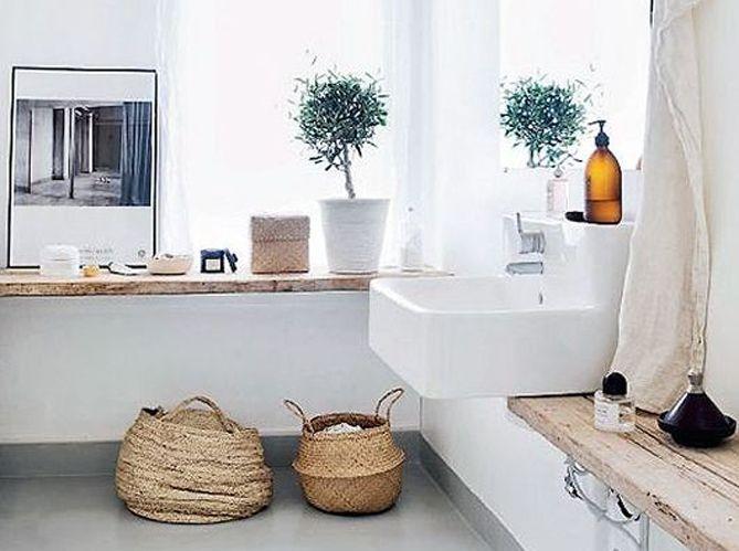 15 idees deco pour une jolie salle de bains