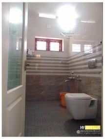 Kerala Homes Bathroom Design Top Interior