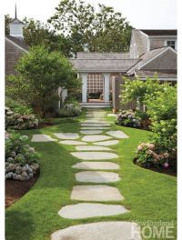 Walkway idea and landscaping design | Walkway ideas ...