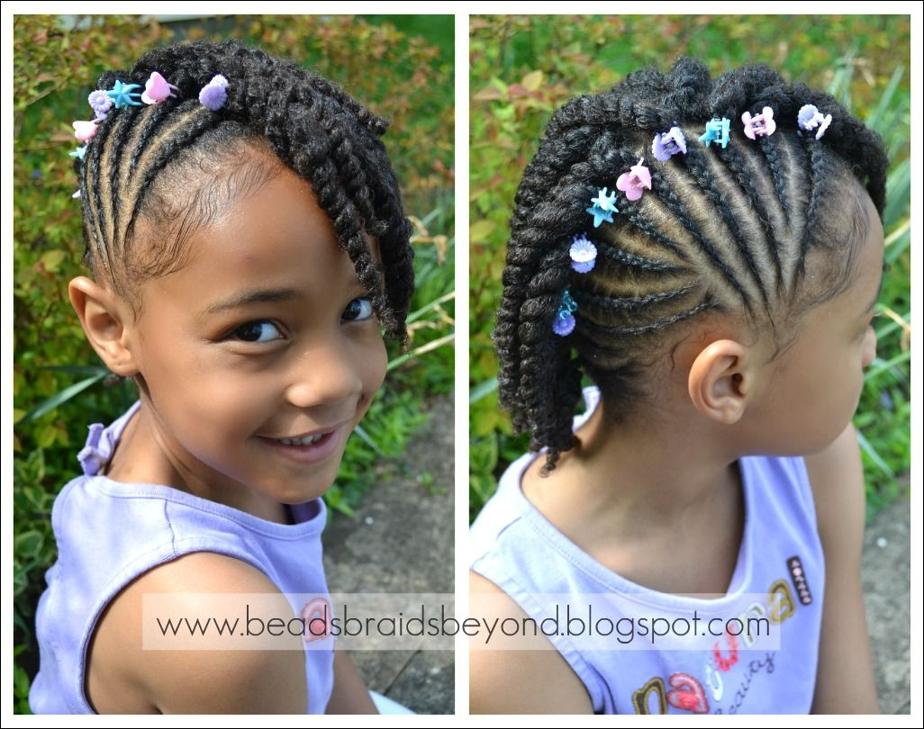 Black Girl Mohawk Braided Hairstyles Funny Side Note She Kept
