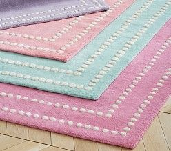 girls bedroom rugs & girls area rugs | pottery barn kids | amelia