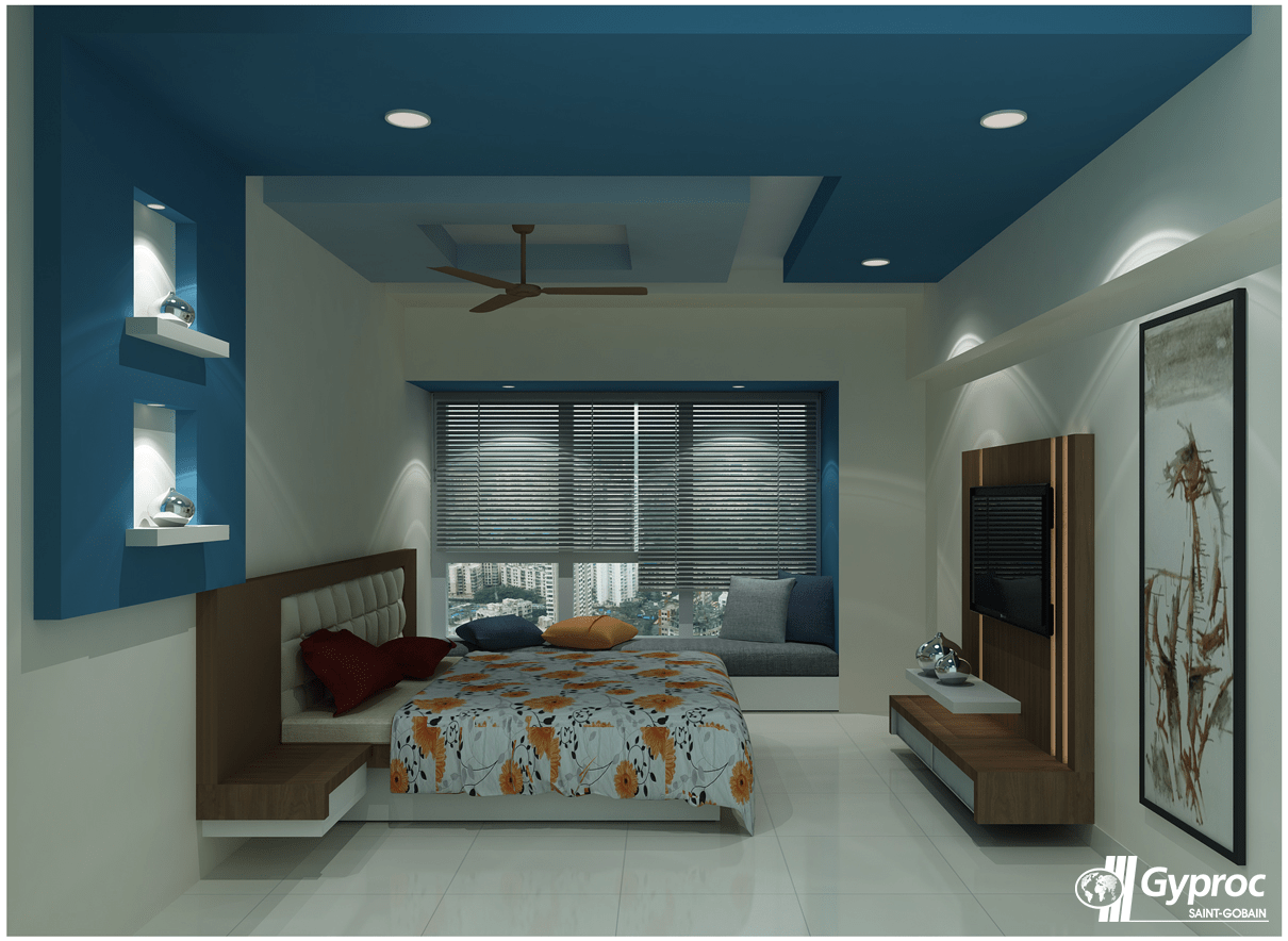 Classy bedroom ceiling designs tailor made for your house