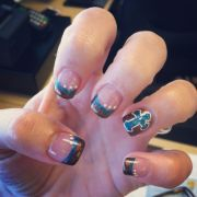 rodeo nails ideas